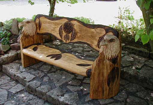 Adlerbank / Eaglebench