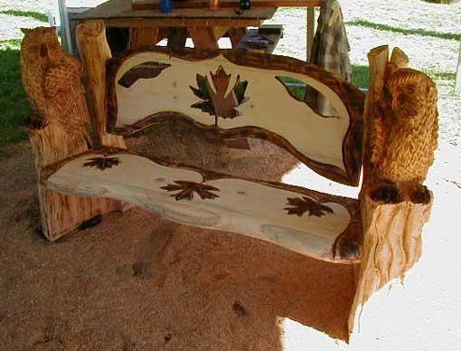 kettensaegenkunst holz carving motorsaege – nomadx, Gartenbeit